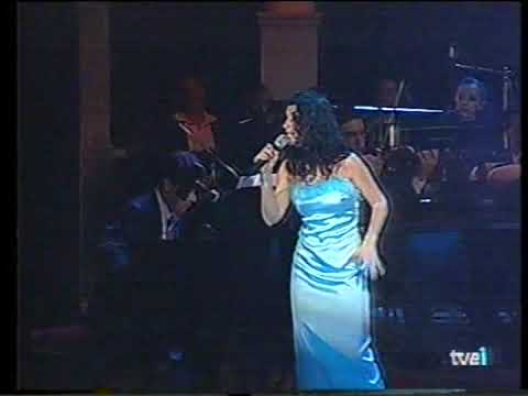 OTI 98 Argentina - Sin amor - Alicia Vignola