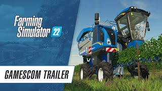 Farming Simulator 22: First Gameplay Trailer