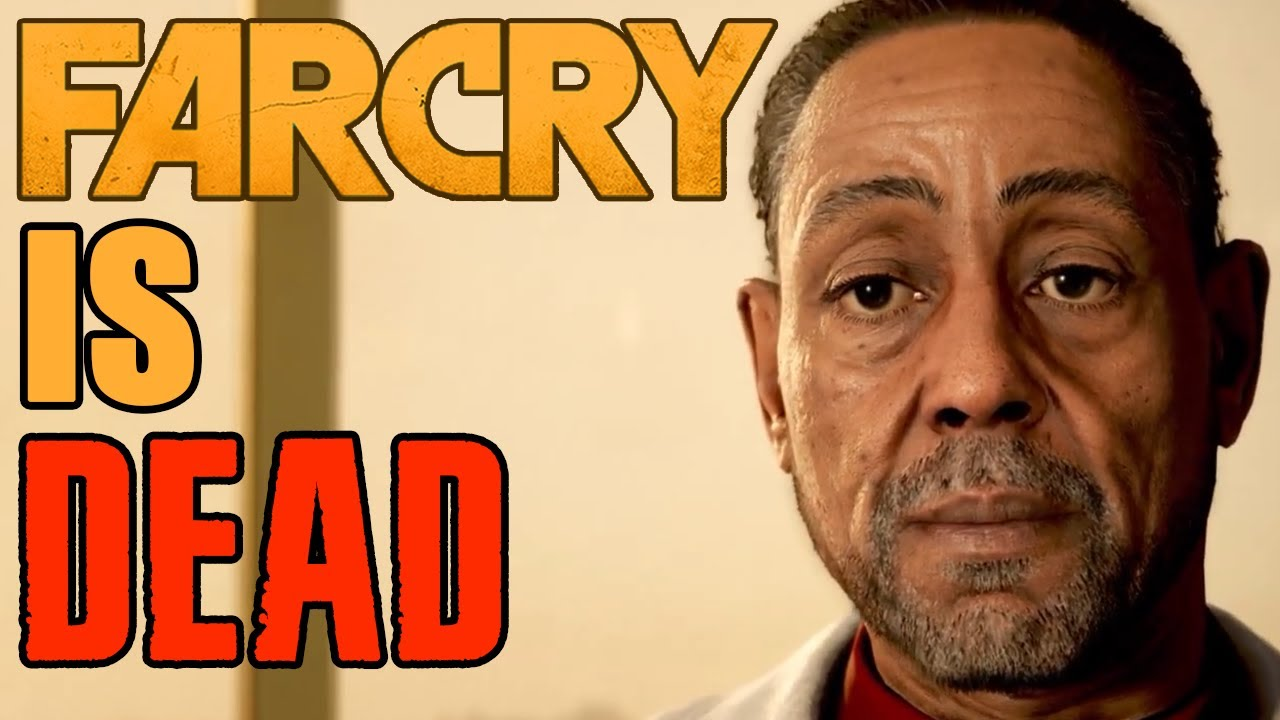 Far Cry 6 is Creatively Bankrupt