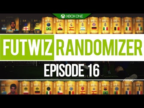 FIFA 14 - THE FUTWIZ RANDOMIZER #16 - STRESSSSS!