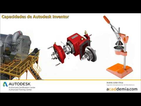 Webcast de Top Down Design en Autodesk Inventor