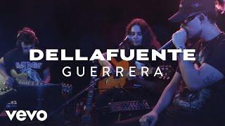 Dellafuente - Guerrera (Live) | Vevo Official Performance