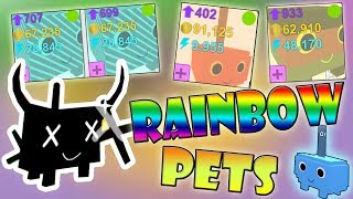 UNLOCKING NEW *BEST* PETS IN GAME!!!- Roblox Pet Simulator