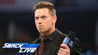 The Miz promises a WrestleMania beating for Shane McMahon: SmackDown LIVE, March 19, 2019