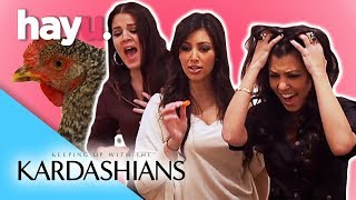 LOL With The Kardashians | Keeping Up With The Kardashians