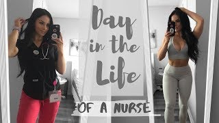 DAY IN THE LIFE OF A NURSE