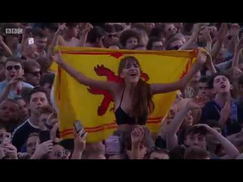 ARCTIC MONKEYS - CORNERSTONE LIVE AT TRNSMT 2018