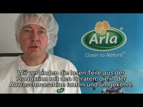 Aussage Arla Foods Dairy Kruså - Deutsche Version