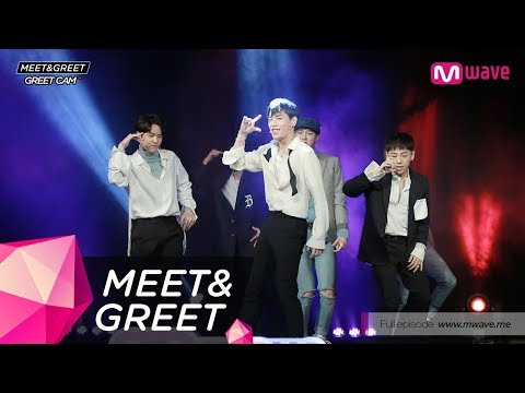 [FANCAM] JBJ - Say My Name @MEET&GREET