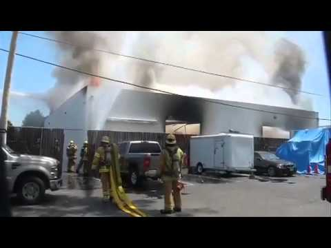 Irvine fire cause $7 million in damage - 2011-07-25
