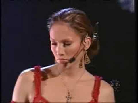 Jennifer Lopez & Joaquin Cortes