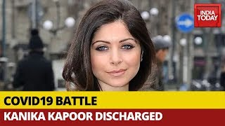 Bollywood singer Kanika Kapoor discharged from hospital..