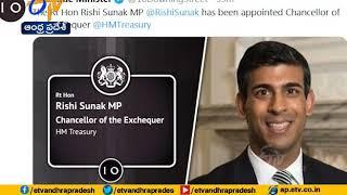New UK Finance Minister: Rishi Sunak, son-in-law of Infosy..