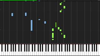 Know No Better - Major Lazer [Piano Tutorial] (Synthesia) // chillOwlPiano