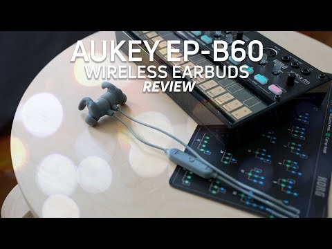 video Aukey EP-B60 Wireless Headphone: A Complete Review