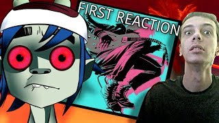 First Reaction to Gorillaz - The Now Now (ALBUM REVIEW) + score