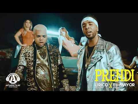 El Mayor  ❌ Lirico En La Casa - PRENDI [Official Video]
