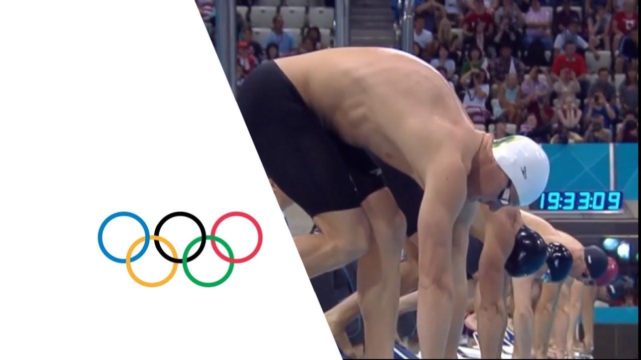 Swimming Men's 200m Breaststroke Final - Highlights ...
