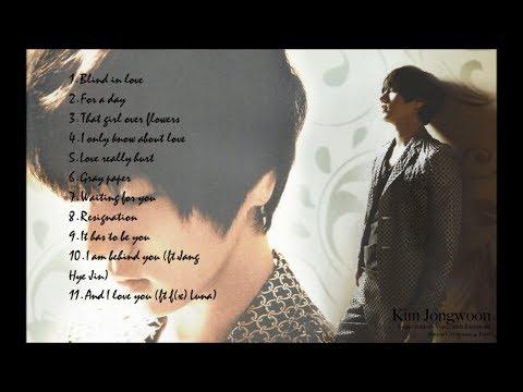 Những bài hát hay của Yesung (Kim Jong Woon)