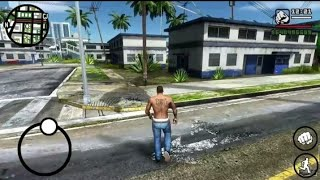 GTA 5 Mod Convert GTA San Andreas To GTA V | Ultra HD 4k Graphics