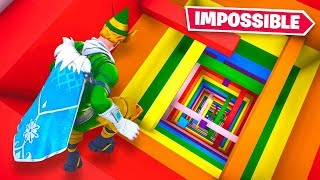 *NEW* Fortnite Rainbow Dropper! (Impossible)