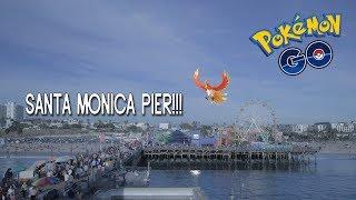 LA TRIP PART 2!!!  SANTA MONICA PIER!!!