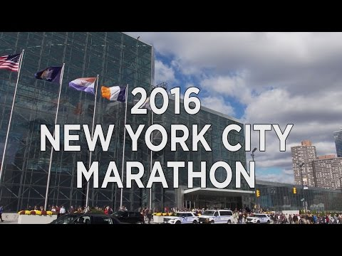 KT Tape booth NYC Marathon 2016 Expo