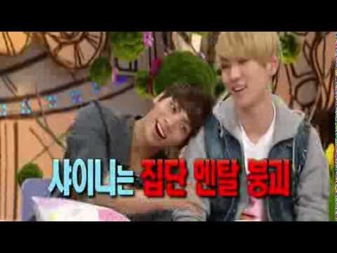 [120423] Cutie Jjong's Mental Breakdown ㅎㅁㅎ!