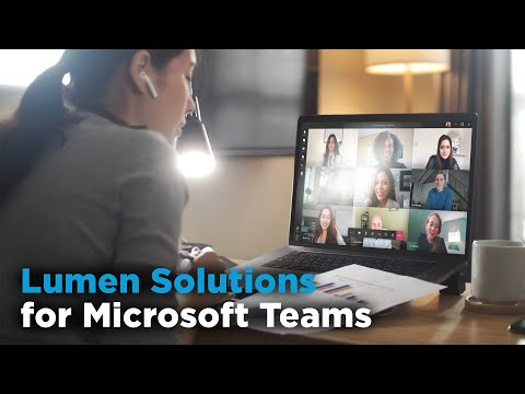 Lumen launches remote-work solution for organizations using Microsoft Teams