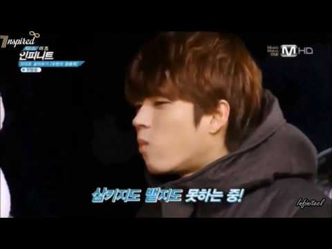 This is Infinite Funny Moments Pt.1