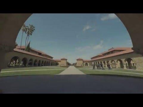 Stanford. Un luogo sospeso nel tempo.