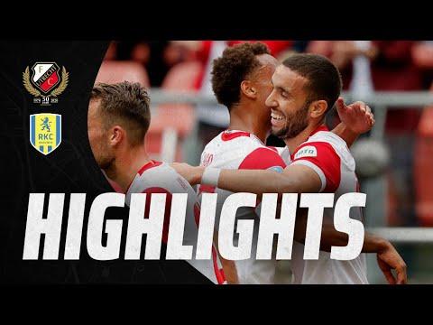 HIGHLIGHTS   FC Utrecht - RKC Waalwijk