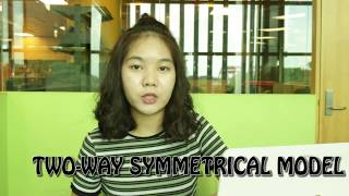 Two-way symmetrical model - assessment 1 (Public Relation)