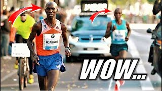 The TRUTH About Eliud Kipchoge's ONE Marathon DEFEAT || The Race that Changed the Marathon FOREVER