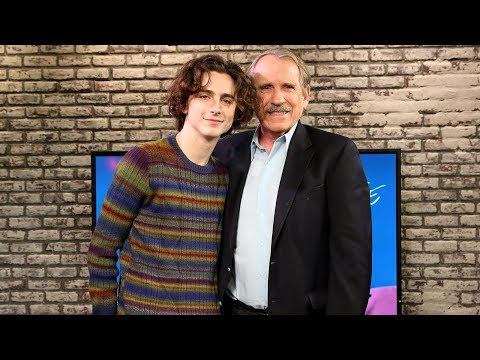 'Call Me by Your Name' star Timothee Chalamet on the time he embarrassed himself with Saoirse Ronan