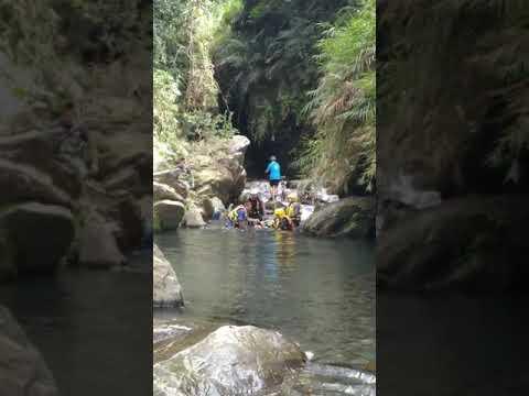 20190622屏東縣霧台鄉神山瀑布驚傳2名男子溺斃意外
