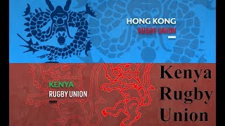 It's match day two of the Rugby World Cup 2019 repechage as Hong Kong face Kenya