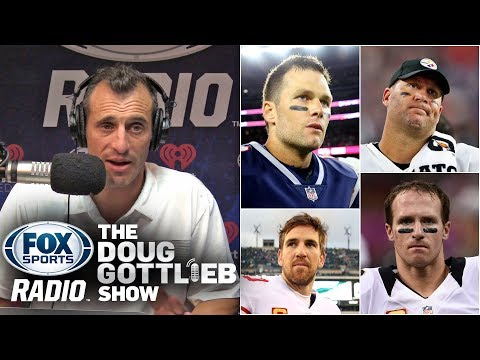 Ben Roethlisberger & Drew Brees' Injuries Demonstrate Why Tom Brady is an Outlier