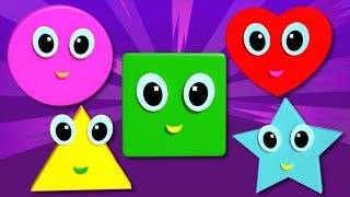 Baby Learn Colors & Shapes with Toys | Funny Food Kids Games for Preschool & Toddler