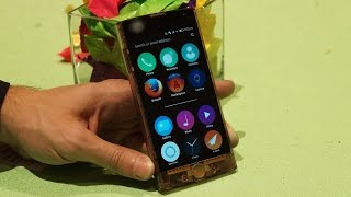 Transparent Phone: Hands-On with the Firefox Fx0