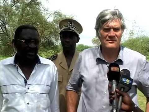 Visite du Ministre français de l'Agriculture, de l'Agroalimentaire et de la Forêt au Sénégal : Stéphane Le Fol s'imprègne des activités de l'ISRA