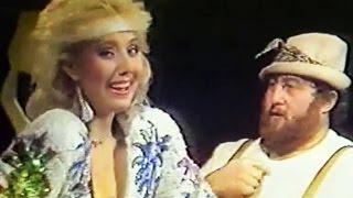 Lepa Brena - Sto si mala mrsava k'o grana - (Oskar popularnosti 1986)