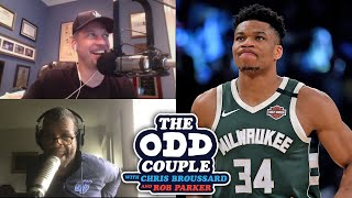 Chris Broussard & Rob Parker - Giannis Should Work on His Game Rather Than Fleeing Milwaukee