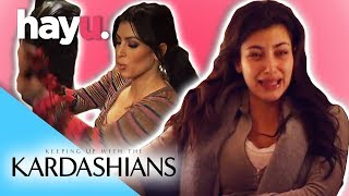 The Bentley Fight | Keeping Up With The Kardashians