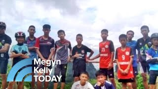 Savannah Guthrie Joins Megyn Kelly TODAY To Discuss The Thai Rescue Mission   Megyn Kelly TODAY