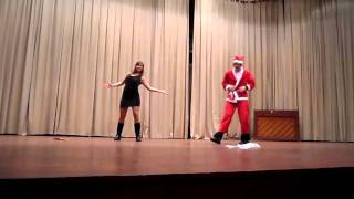 Christmas Dance to Ludacrismas