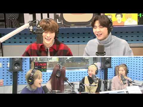 모모랜드 (MOMOLAND) 개인기 [SBS NCT의 night night! (나잇나잇)]