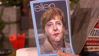 Ellen Magazine's Person of the Year