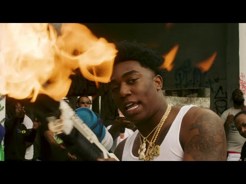 Fredo Bang Feat. YNW Melly - Big Sticks (Official Video)