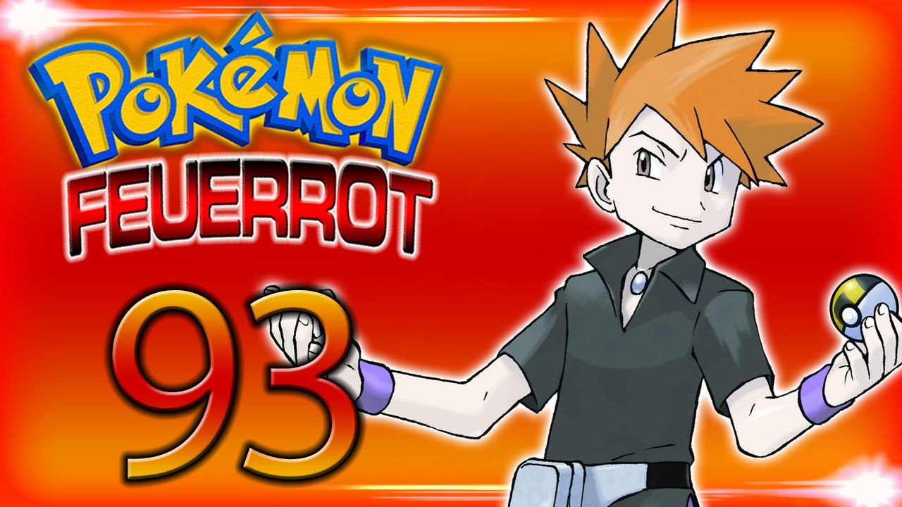pokemon feuerrot let 39 s play together pokemon feuerrot part 93 youtube. Black Bedroom Furniture Sets. Home Design Ideas